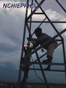 lắp biển tại yên phong - Bắc Ninh