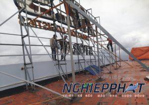 làm biển công ty ALS tại Bắc Ninh