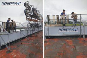lắp đặ biển ALS tại bắc ninh - việt nam