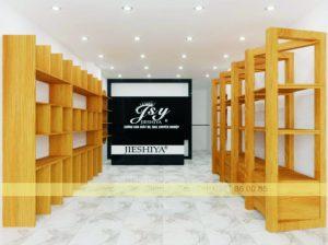 logo backdrop cho shop quần áo