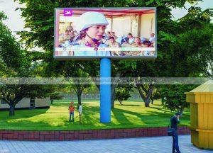 thiết kế biển quảng cáo tấm lớn