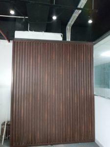 bcakdrop nền vân gỗ hiện đại, tạo điểm nhấn riêng