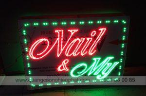 báo giá biển quảng cáo LED vẫy